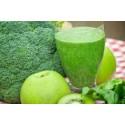 Zumo natural brocoli,chirivia y manzana 1/2 l.