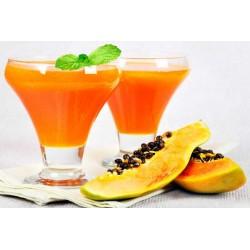 Zumo natural de papaya 1 l.