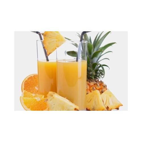 Zumo natural naranja-piña 1 l.