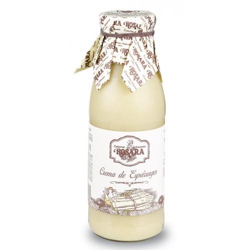Crema de esparragos Rosara