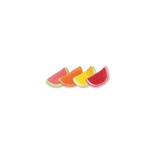 Gajos de Fruta Azucarada