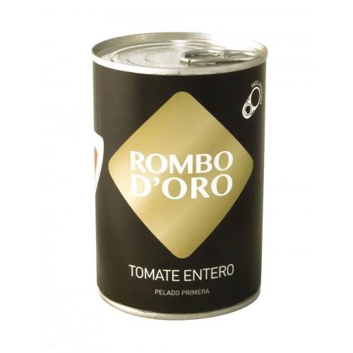 Tomate Entero Pelado Rombo de Oro 380 gr.
