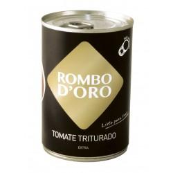 Tomate triturado rombo d`oro 390 gr.