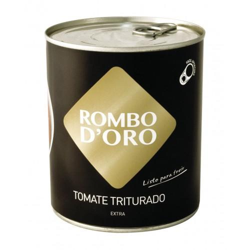 Tomate Triturado Rombo de Oro 800 gr.