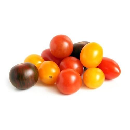 Tomates Cherrys Tricolor