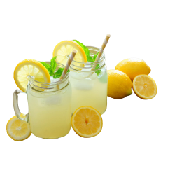 Limonada 1/2 litro