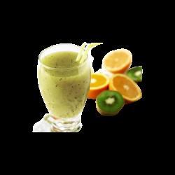 Zumo natural naranja-kiwi 1 l.