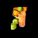 Zumo natural naranja-manzana 1 l.