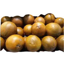 Naranjas marron chocolate