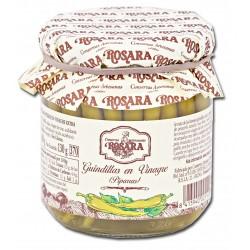 Guindillas en vinagre (Piparras) Rosara