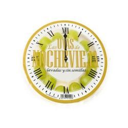 Reloj de uvas nochevieja