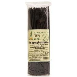 Espagueti negro