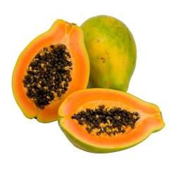 Papaya de brasil