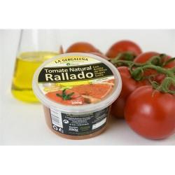 Tomate natural rallado