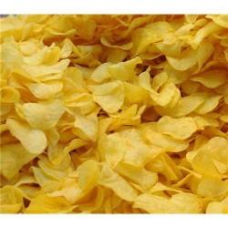 Patatas fritas artesanas en aceite de oliva
