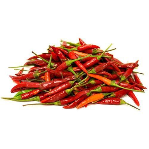 Chiles thai rojo