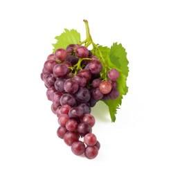 Uvas negras sin semilla